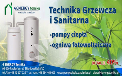 4 Energy Tomika - Opinie