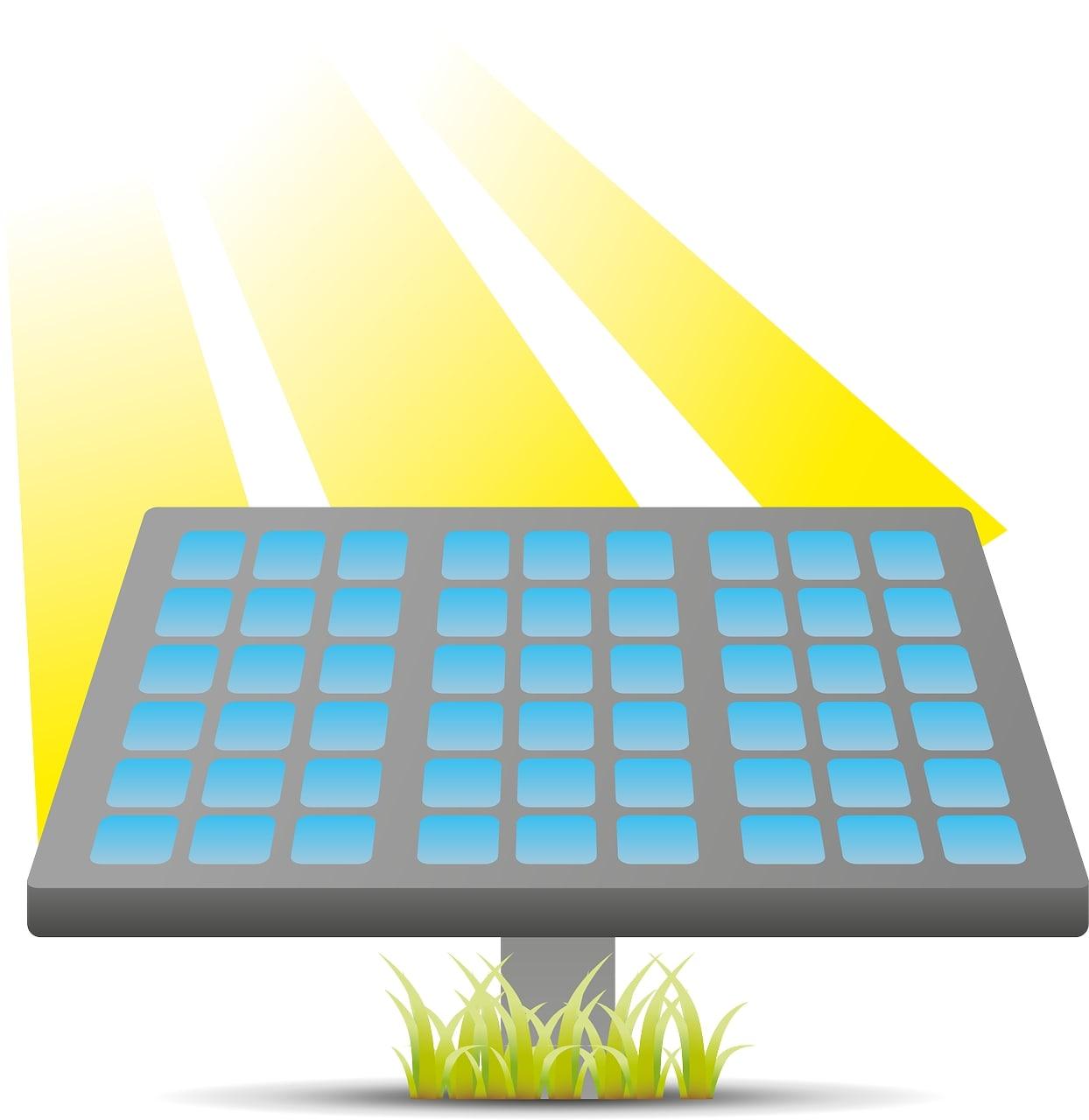 Jak panele zamieniają energię stałą na prąd zmienny